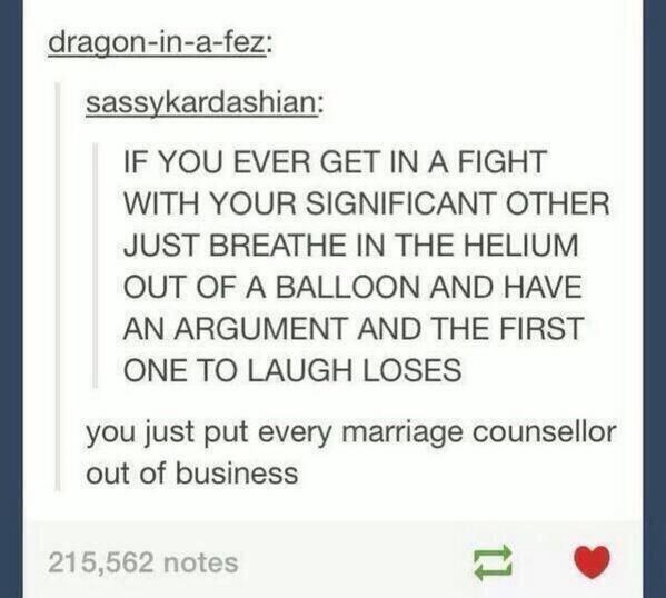 Marriage saved - meme