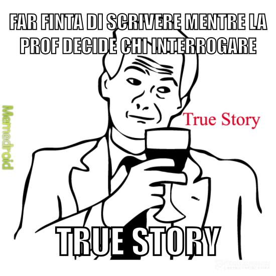 True story ;) - meme