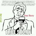 True story goku