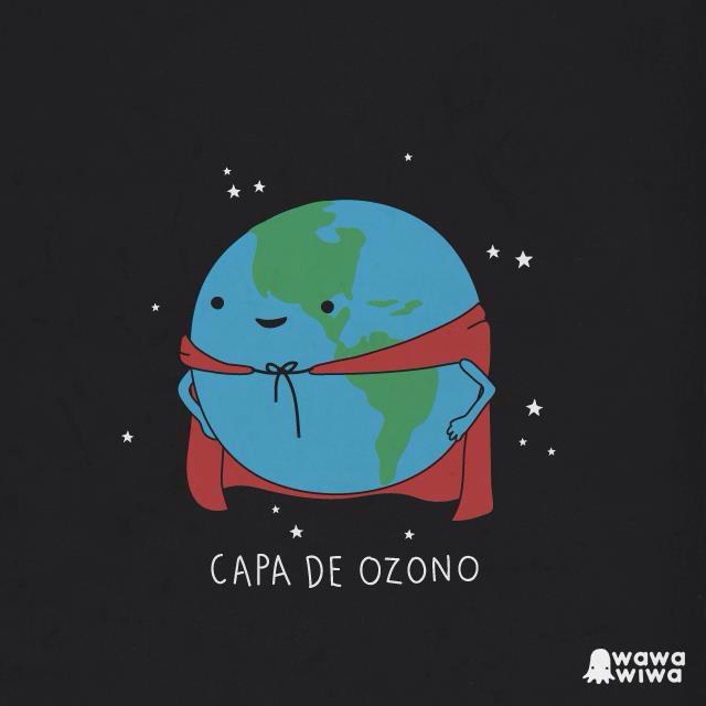 Capa de ozono  - meme
