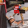 Vida social is dead