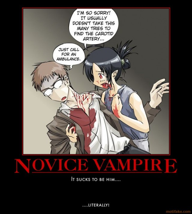 Noob Vampires - meme