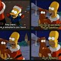 es un Simpson