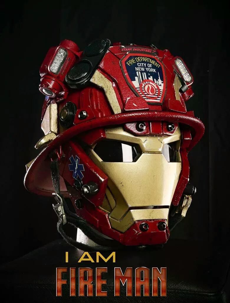 Super pompier - meme