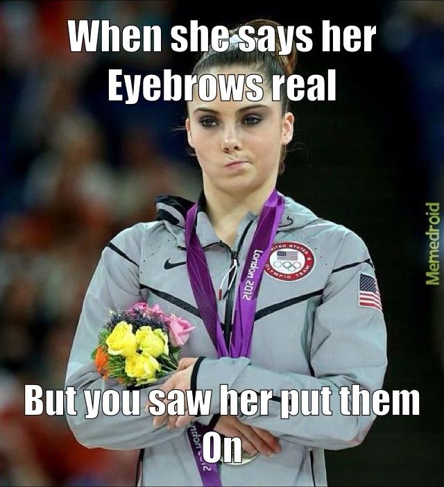 Mckayla Is Not Impressed - meme
