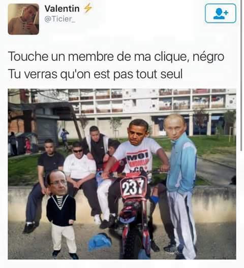 RIP Hollande - meme