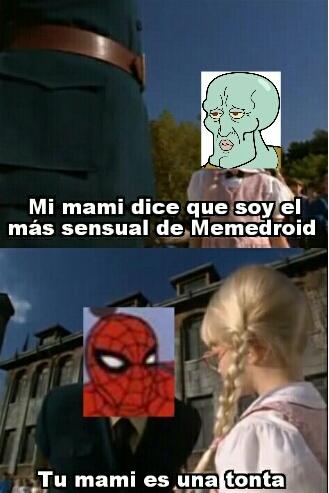 Ese spidy - meme