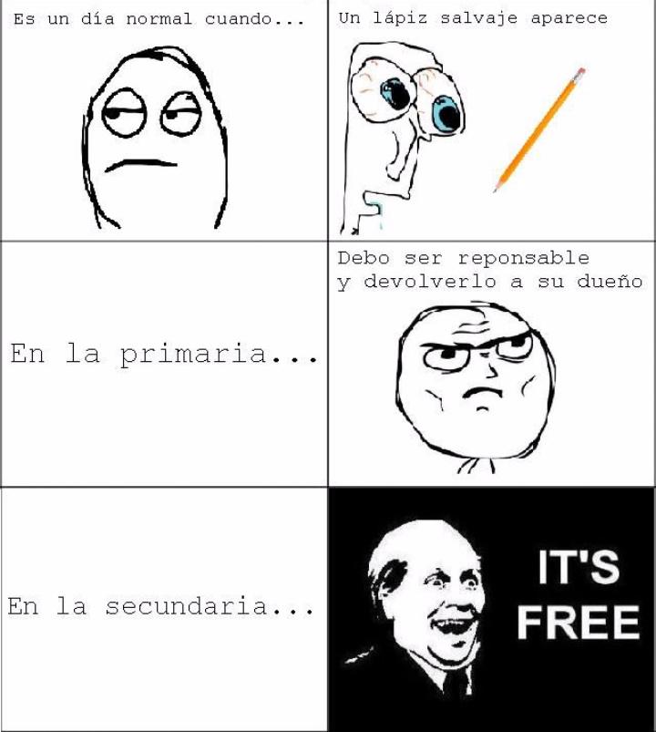 IT'S FREE - meme