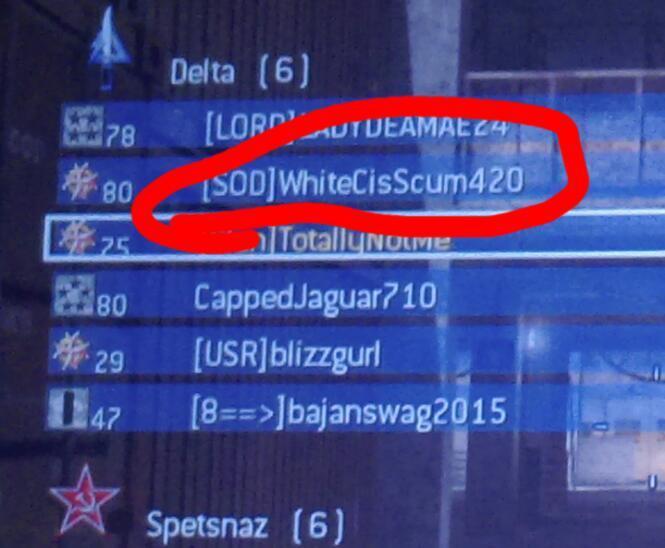 Found this guy on MW3 - meme