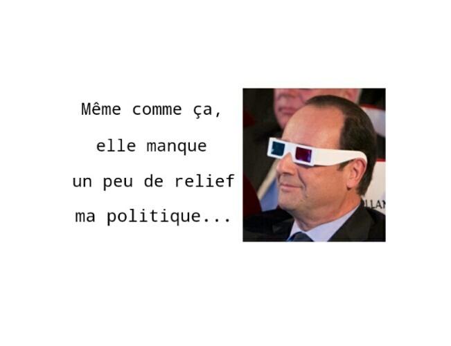 François 5D (Dingue De 3D) - meme