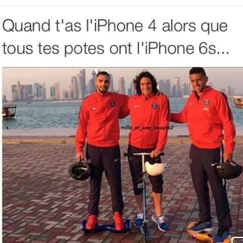 #JeSuisCavani - meme