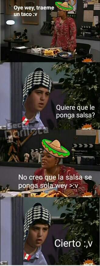 Salsa? - meme