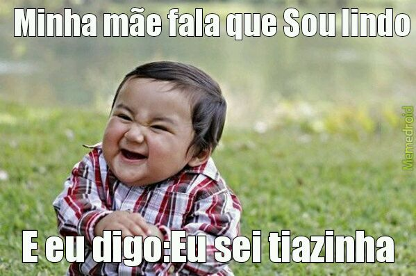 Tiazinha - meme