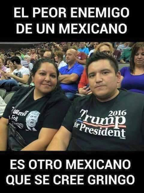 Mexicanos :v - meme