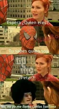 Carlos santana :'v - meme