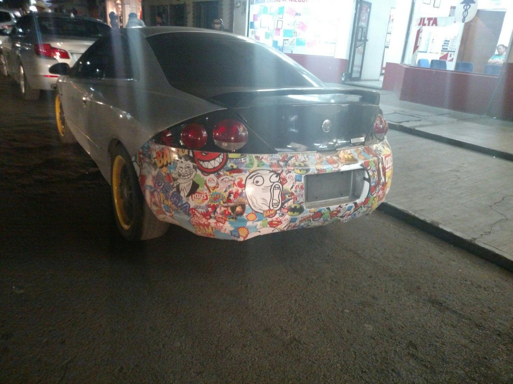 Car xD - meme