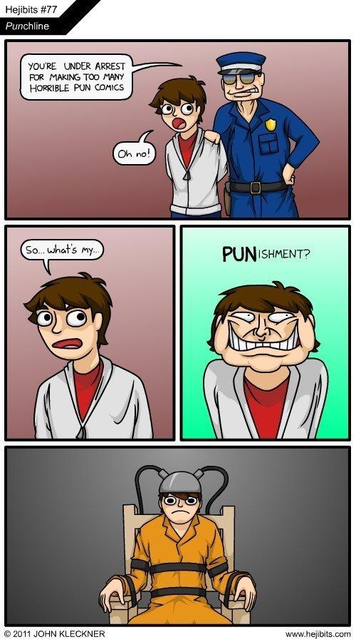 PUNishment - meme