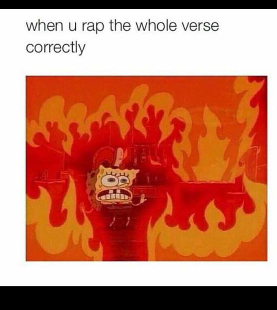 Rap game to stronk - meme