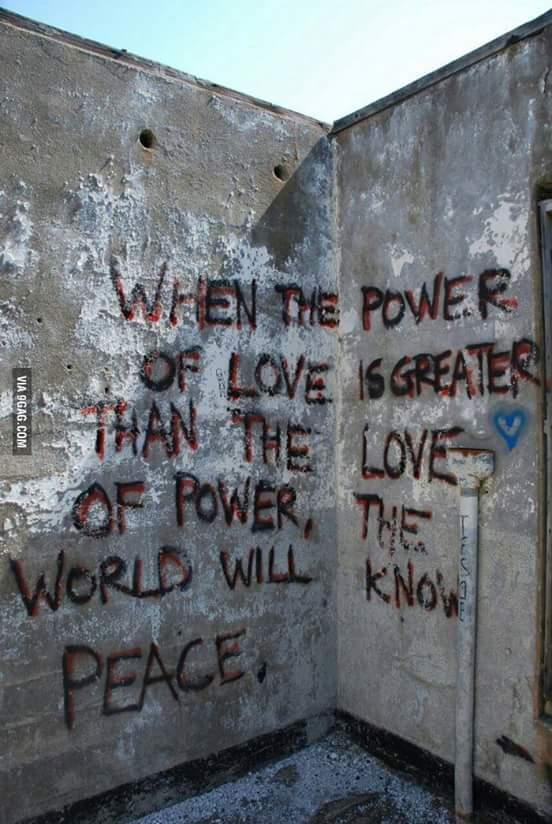 Peace - meme