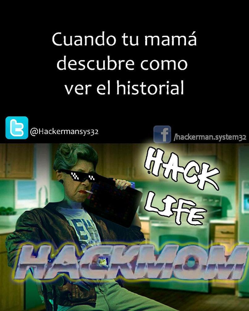 Jajajajajajaja hack life - meme