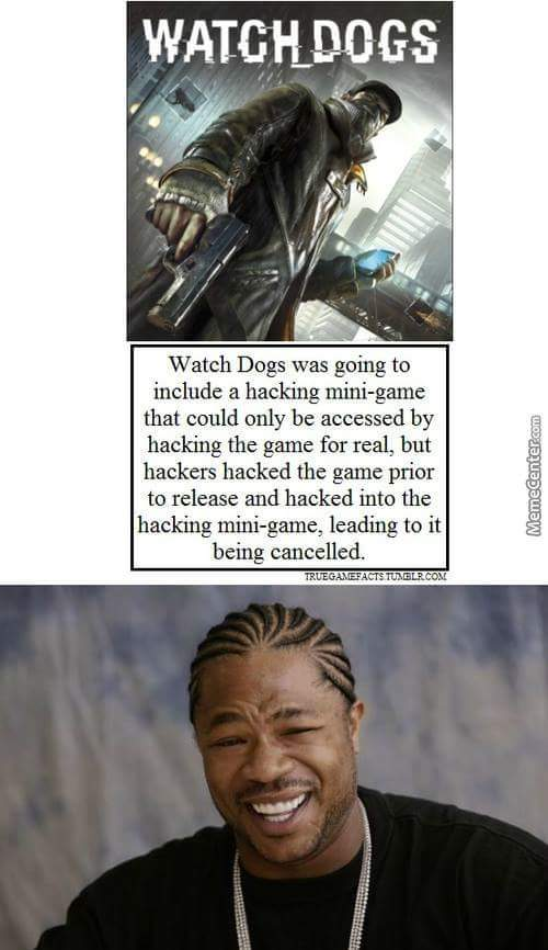 Title : Hacked. - meme