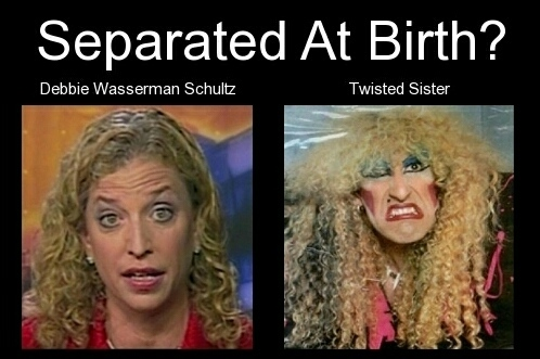 Dee Snider, the classier of the two. - meme