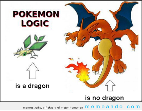 Dragones - meme