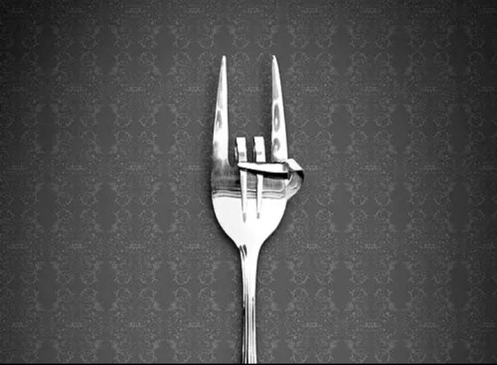 Fourchette métal ^^ - meme