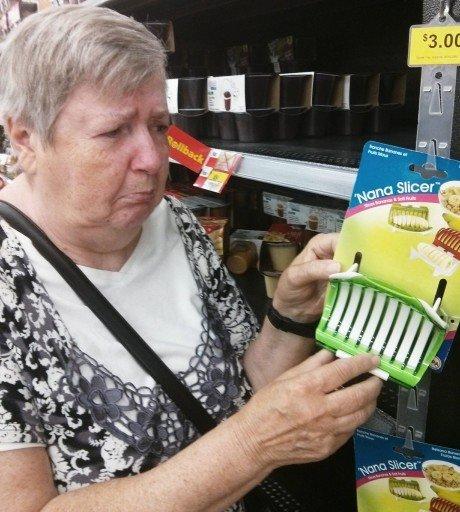 Nana slicer - meme