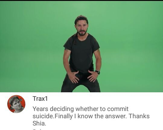 wise words from Shia! - meme