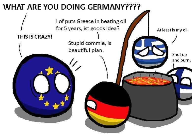 Poland ball - meme