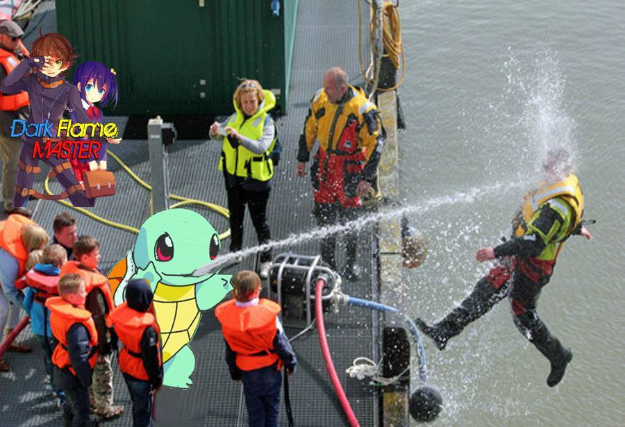 Squirtle - meme