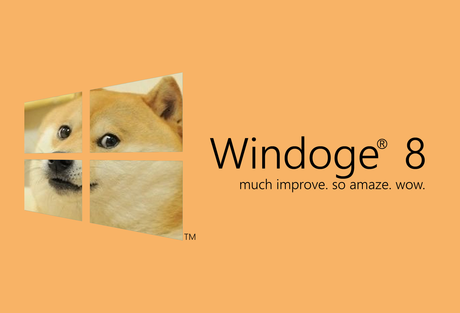Windoge 10 * - meme