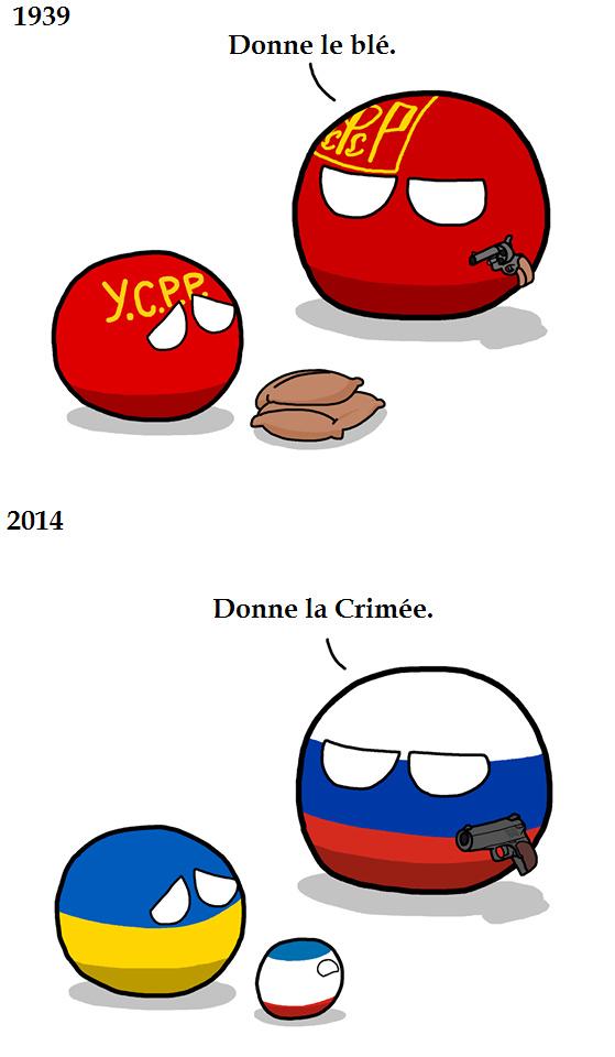 La Russie... - meme