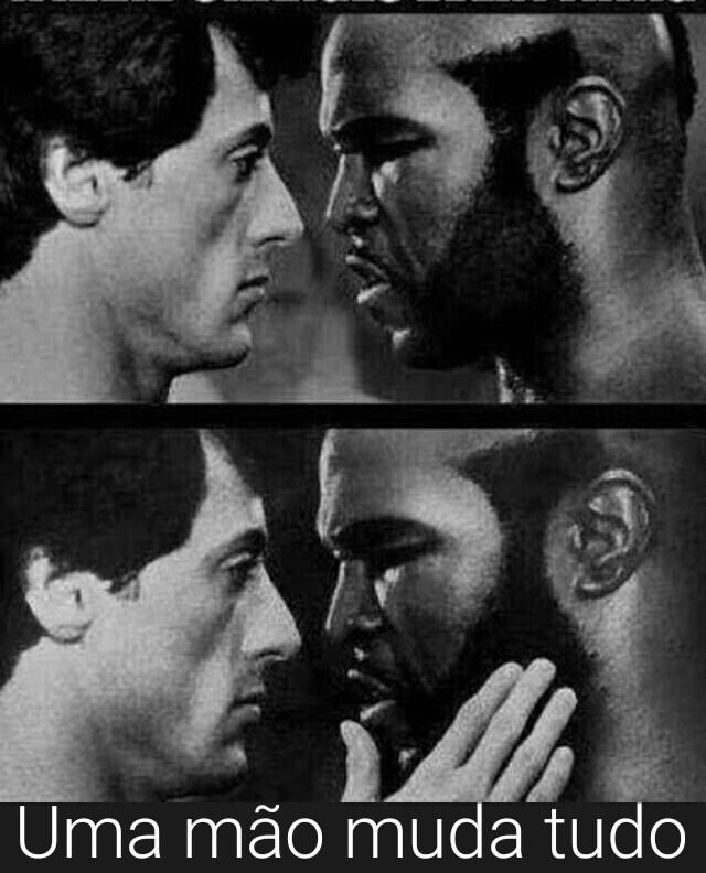 1 imagem = hetero / 2 imagem = homo - meme