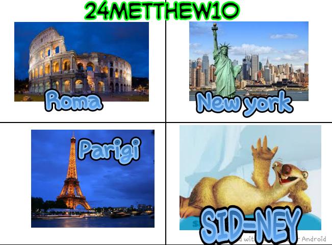 Città e... - meme