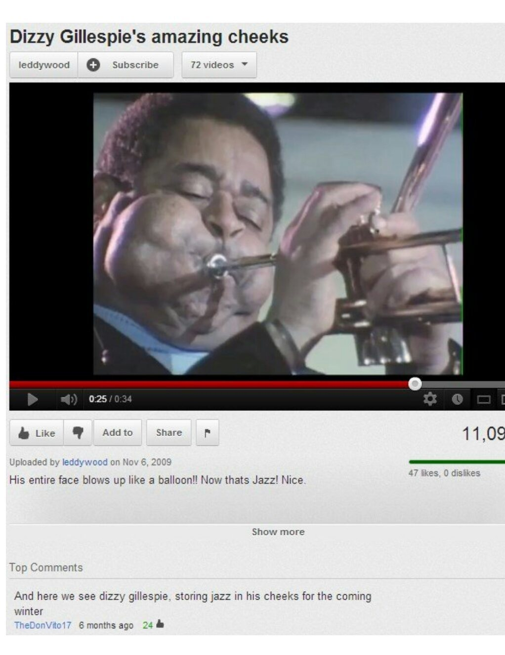 Jazz hamster - meme