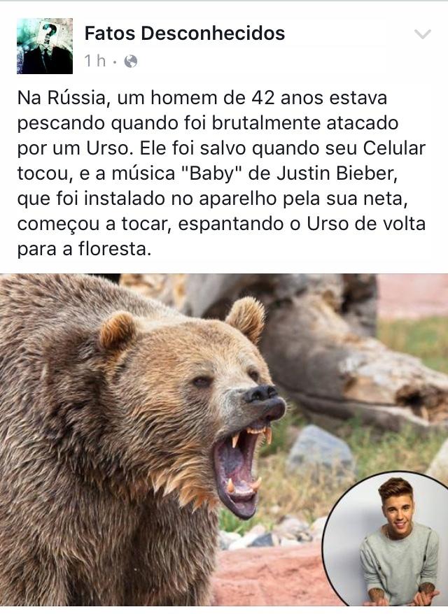 Justin Bieber é o Capeta - meme