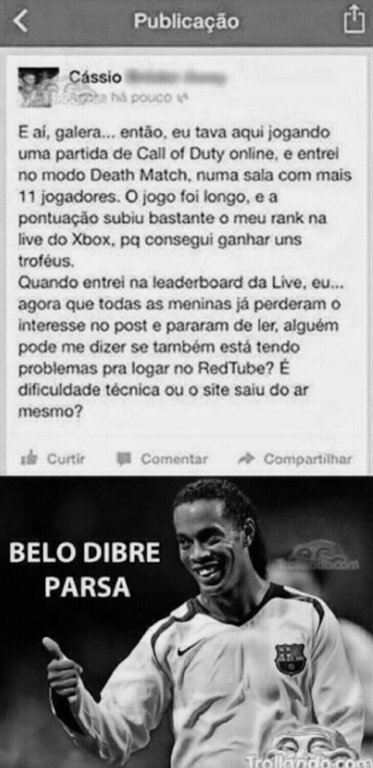 Belo Dibre - meme