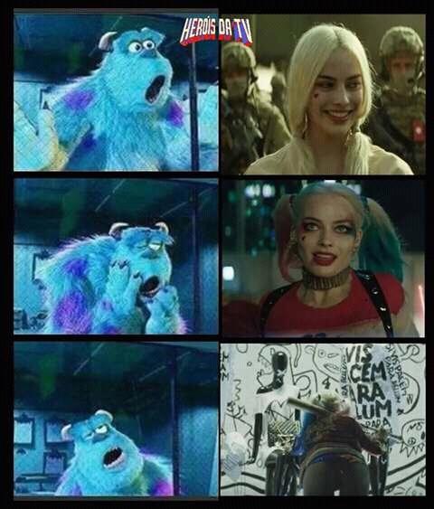 Suicide Squad *-* - meme