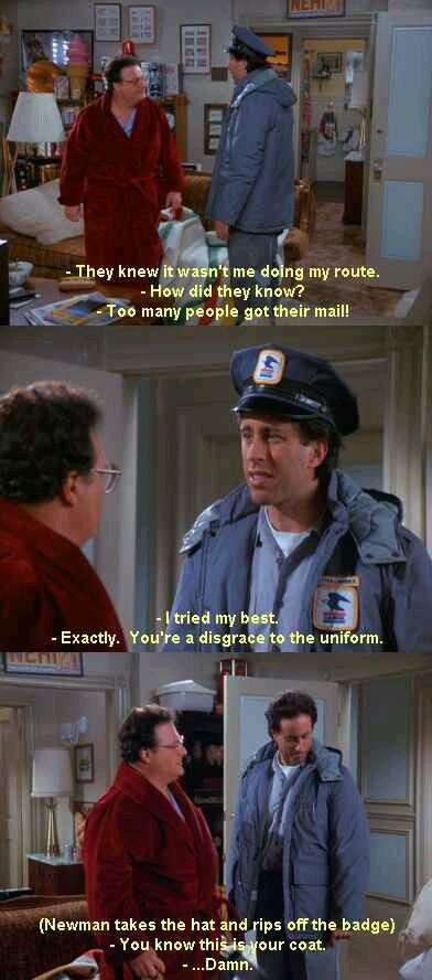 Newman! - meme