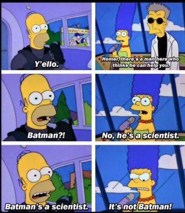 Du coup où est Batman ? - meme