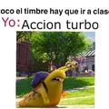 accion turbo