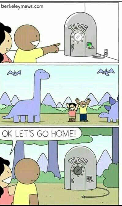 Ok! Let's go home... Oh... - meme