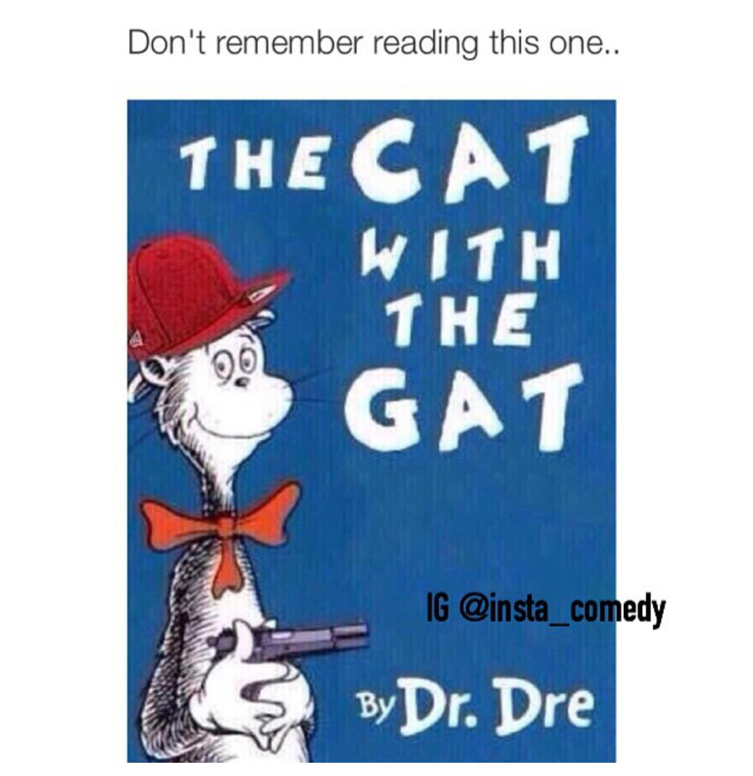 The gat - meme