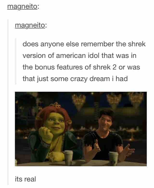 Shrek is love...... - meme