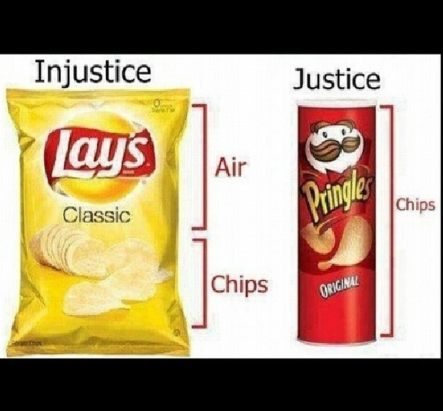 La justice  - meme