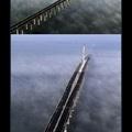 Puente en las nubes