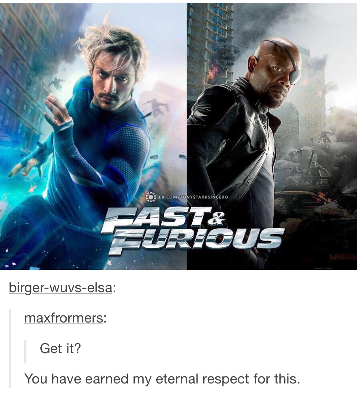 Fast and Furious - meme