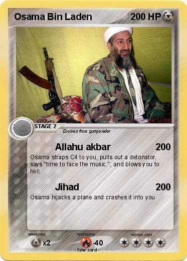 Gr8 b8 m8, Osama Bin Waifu - meme